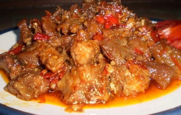 Oseng Mercon, Makanan Khas Jogja Yang Siap Meledak