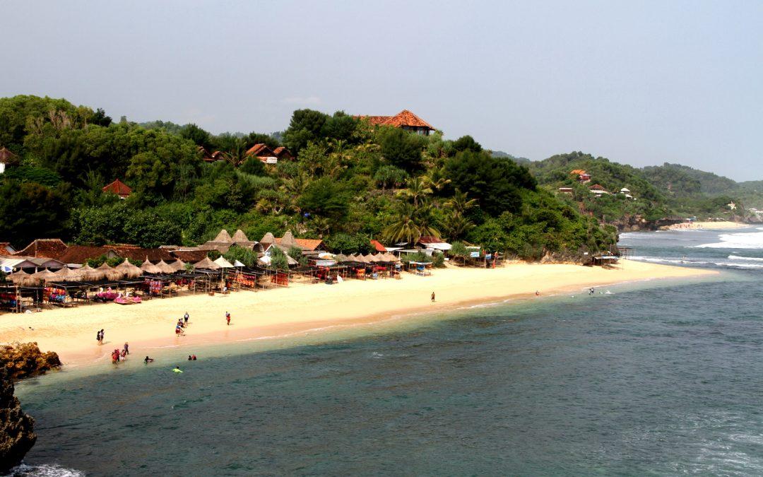 Pantai Sadranan, Lokasi Snorkling Terbaik di Gunung Kidul