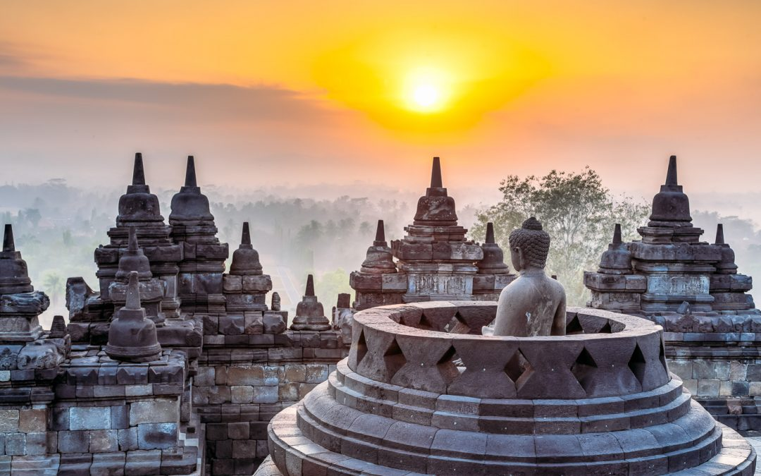 Tempat-Tempat Terbaik Menikmati Sunrise Borobudur