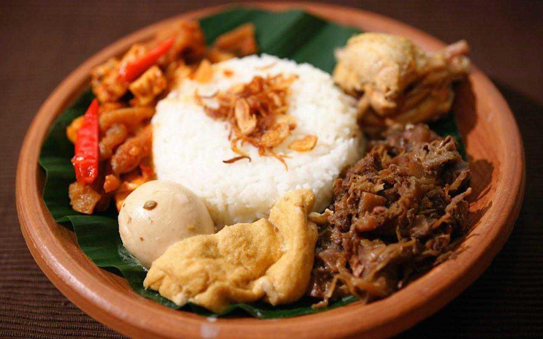 Makanan Asli Yogyakarta yang Lezat