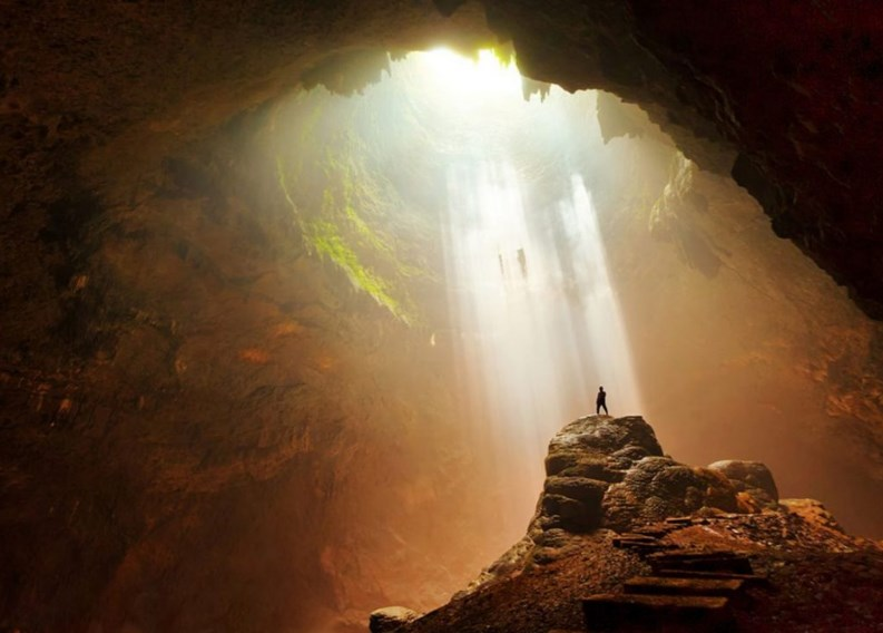 4 Gua di Gunung Kidul Yang Wajib Dikunjungi